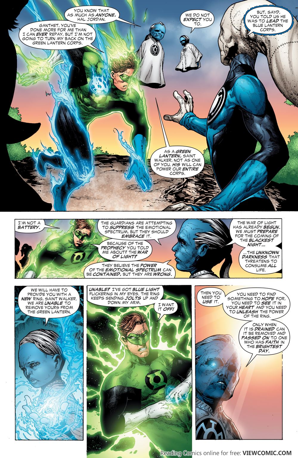 green lantern v4 039 2009 vietcomic net reading comics for free