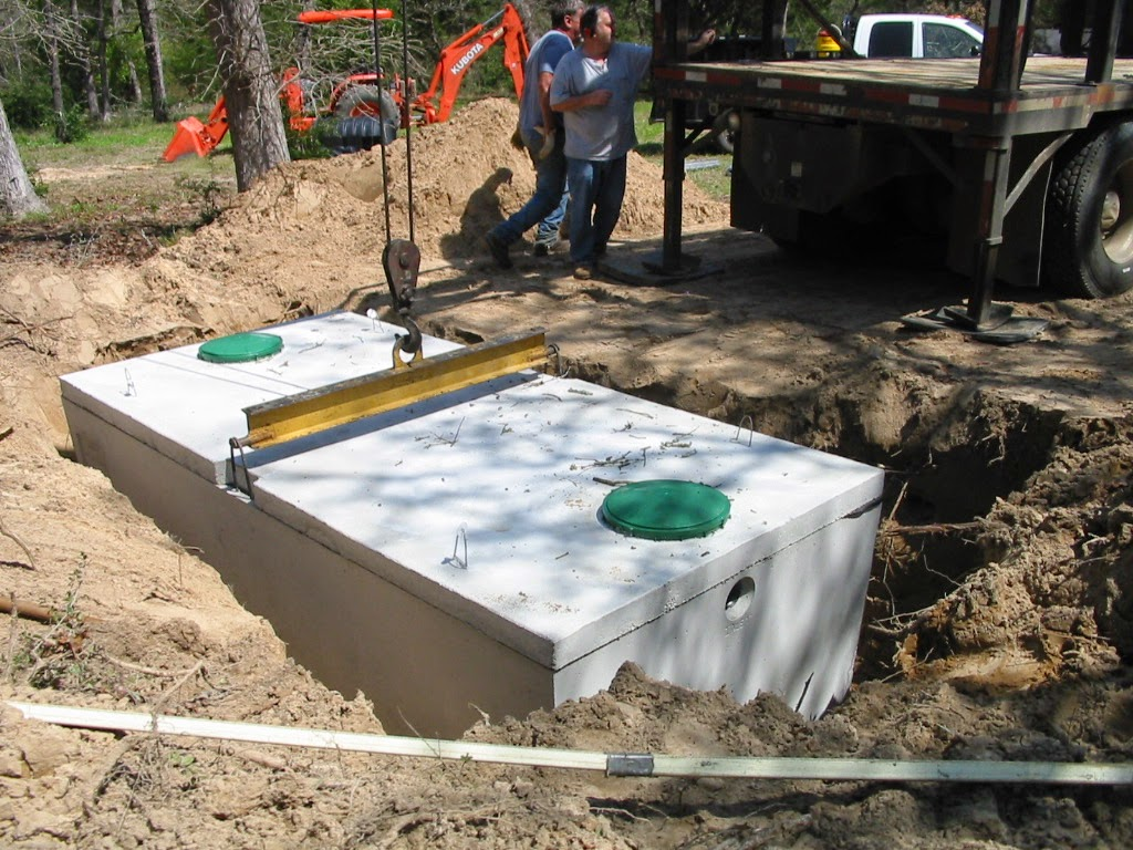 Turtle Ranch Tales Septic System Install
