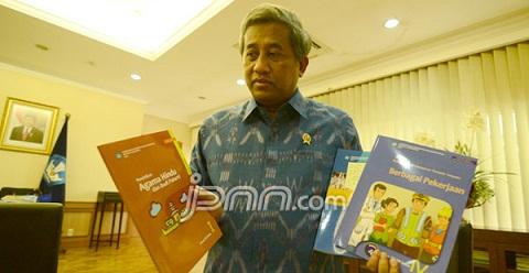 Mendikbud: Buku Kurikulum 2013 Akan Siap Sesuai Jadwal