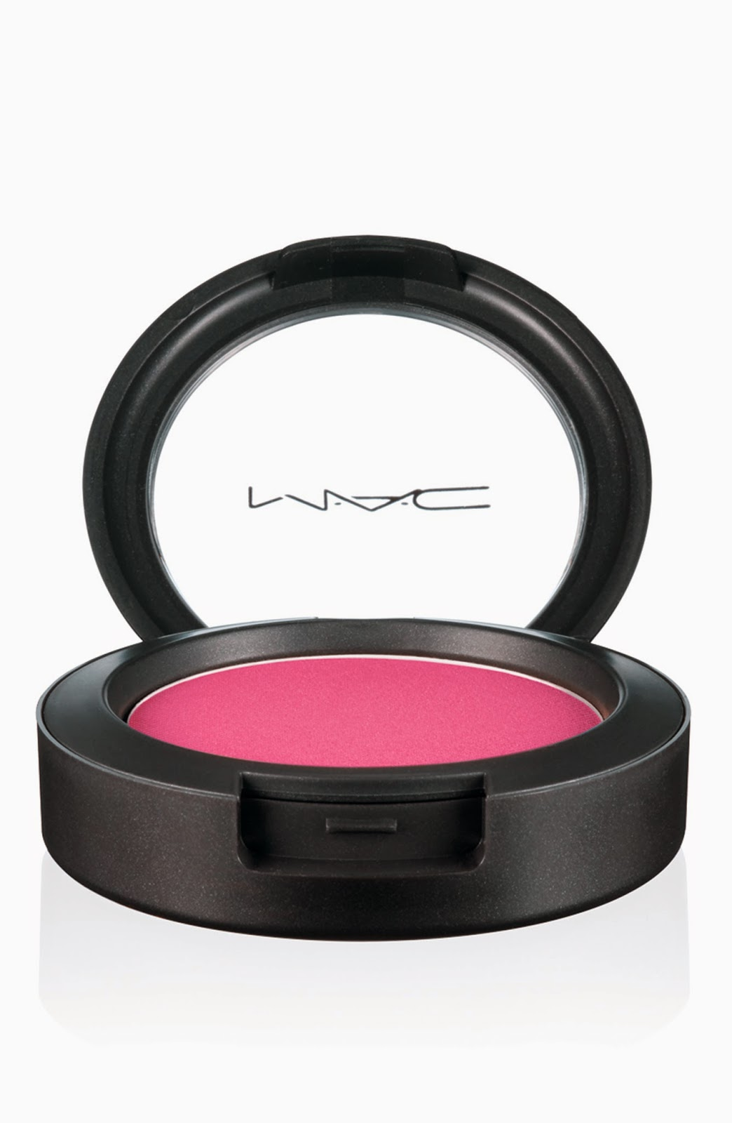 mac moody blooms false powder blush