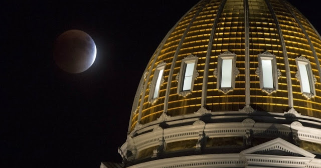 Eclipse - Colorado - EUA - Bill Ingalls