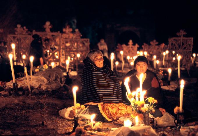 Día de Muertos en Janitzio