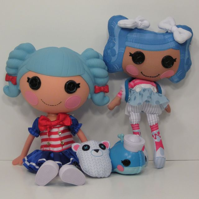 Lalaloopsy-Cloth-Comparison