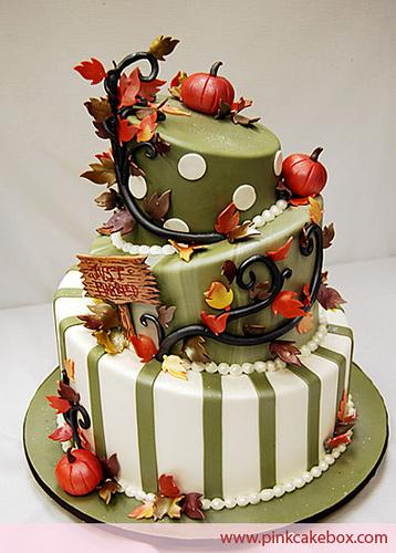 Autumn Cakes2