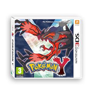 pok%C3%A9mon y european box art Europe   Pokémon X & Y (3DS)   Box Art