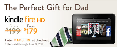 Kindle Fire HD Coupon Code