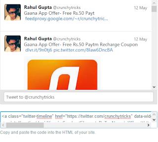 twitter-feeds-widget-html-code