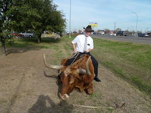 Our Favorite Cowboy!
