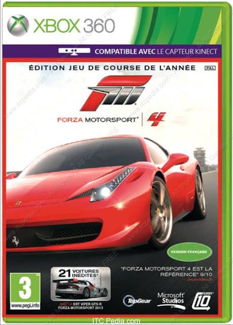 Forza Motorsport 4 Racing GOTY PAL XBOX360 - iNSOMNi