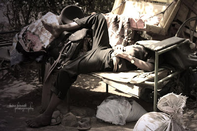 "A Sleeping Man - clicked by ""Isha Trivedi"""