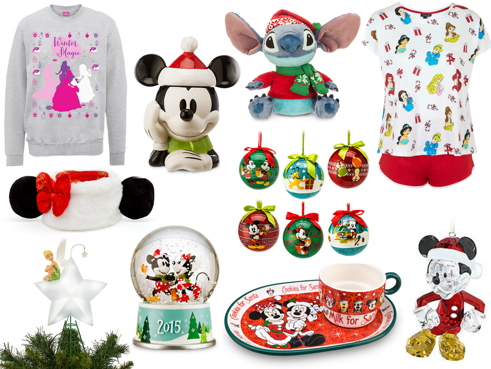 christmas themed disney stuff ive found the best of the best and popped it all into a post right here for you guys i know you guys love these - Disney Christmas 2015