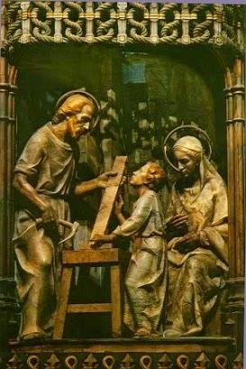 SAN JOSÉ, ESPOSO DE MARÍA Y PADRE DE JESÚS. Fiesta 19 de Marzo