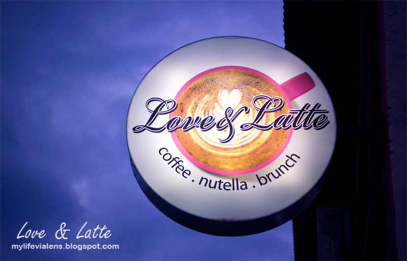 Love & Latte in Love Lane