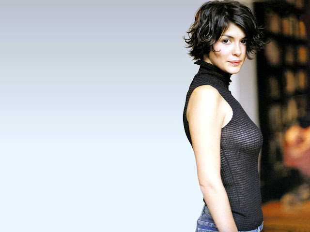 Hot Pictures of Audrey Tautou