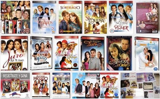 Lista de telenovelas gratis y online