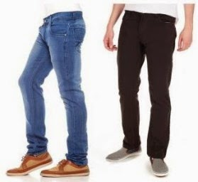 Buy Spycon Slim Fit Set Of 2 Denim for Men At Flat 76% off at Rs.599 : Buy To Earn
