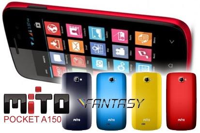 Mito Fantasy Pocket A150