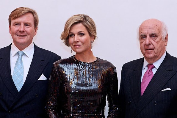 Dutch And Belgian Royals Attended EU Opening Concert