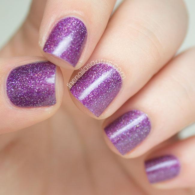 31 Day Challenge: Glitter - The Nailasaurus | UK Nail Art Blog