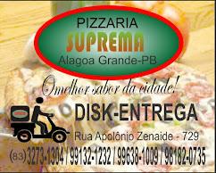 Pizzaria Suprema Alagoa Grande PB.