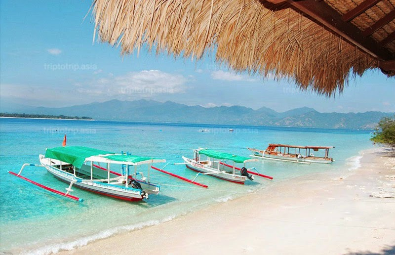 gili meno lombok, pulau gili lombok, tempat wisata lombok, wisata lombok, pantai di pulau gili