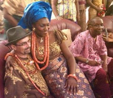 Ufuoma Ejenobor husband
