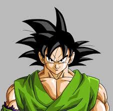 Gaya Rambut Son Goku (Dragon Ball)