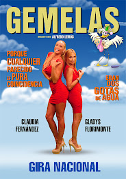 GEMELAS 2013: 5 DE ABRIL EN EL NOGAR DE PUNTA DEL ESTE