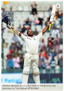 Shikhar-Dhawan-fastest-hundred-debut-INDIA-v-AUSTRALIA-3rd-TEST