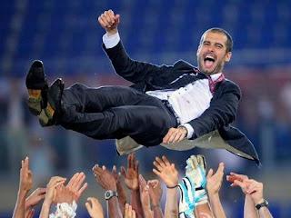Inilah Prestasi Pep Guardiola di Barcelona