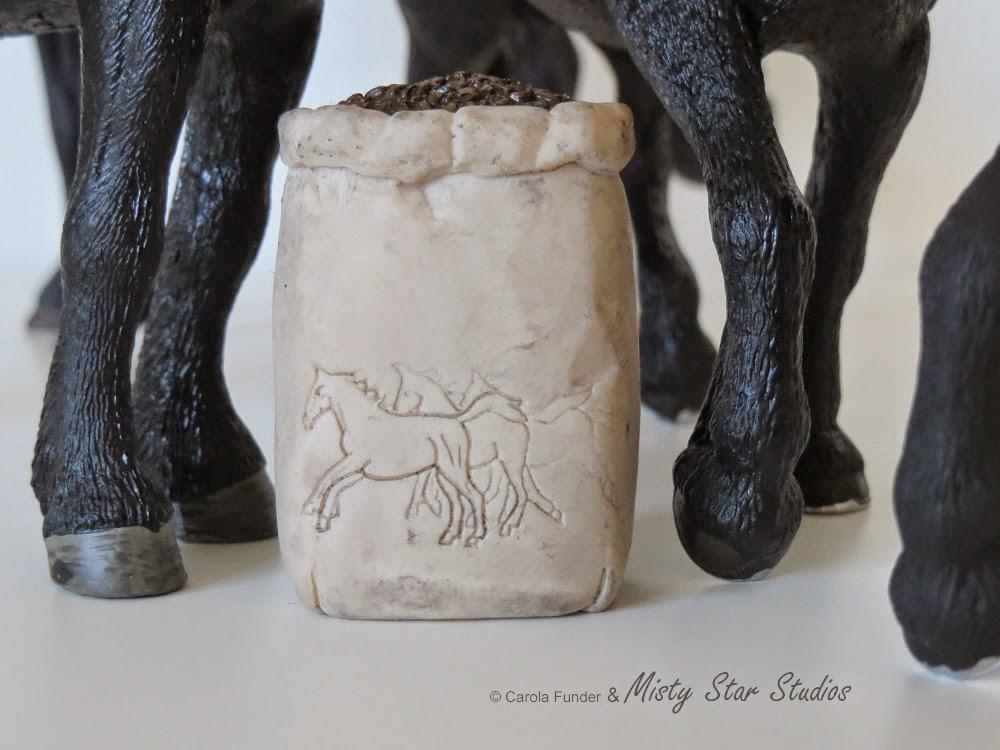 Schleich Horse Molds 2013