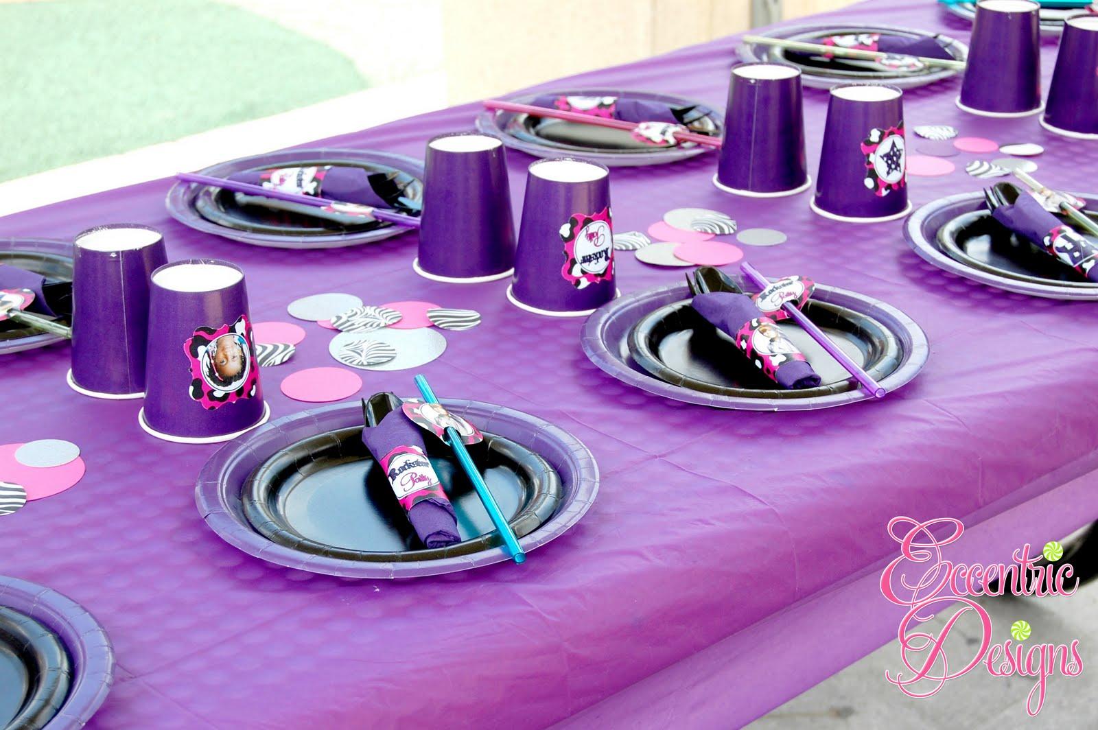 Eccentric Designs By Latisha Horton Real Party