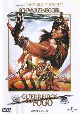Guerreiros do Fogo - DVDRip Dublado