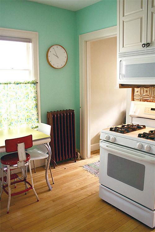 El antes de la reforma de una cocina