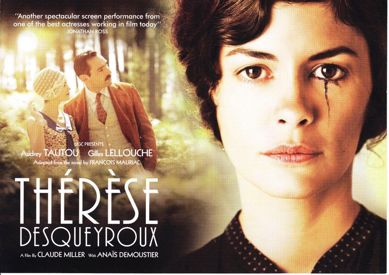 therese desqueyroux essay