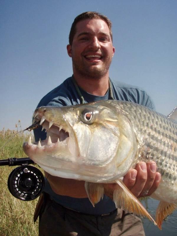 Goliath .. Sang Ikan Monster Dari Afrika [ www.BlogApaAja.com ]
