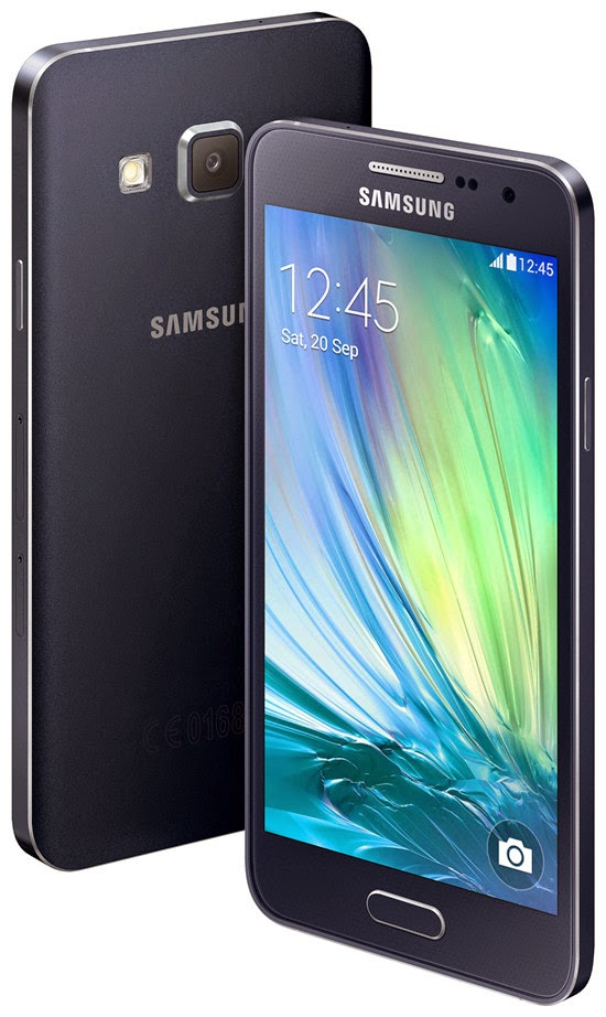 Spesifikasi Ponsel Pintar Samsung Galaxy A3 Duos