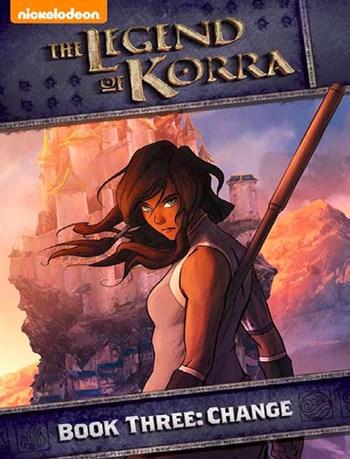 The Legend of Korra Temporada 3 Español Latino