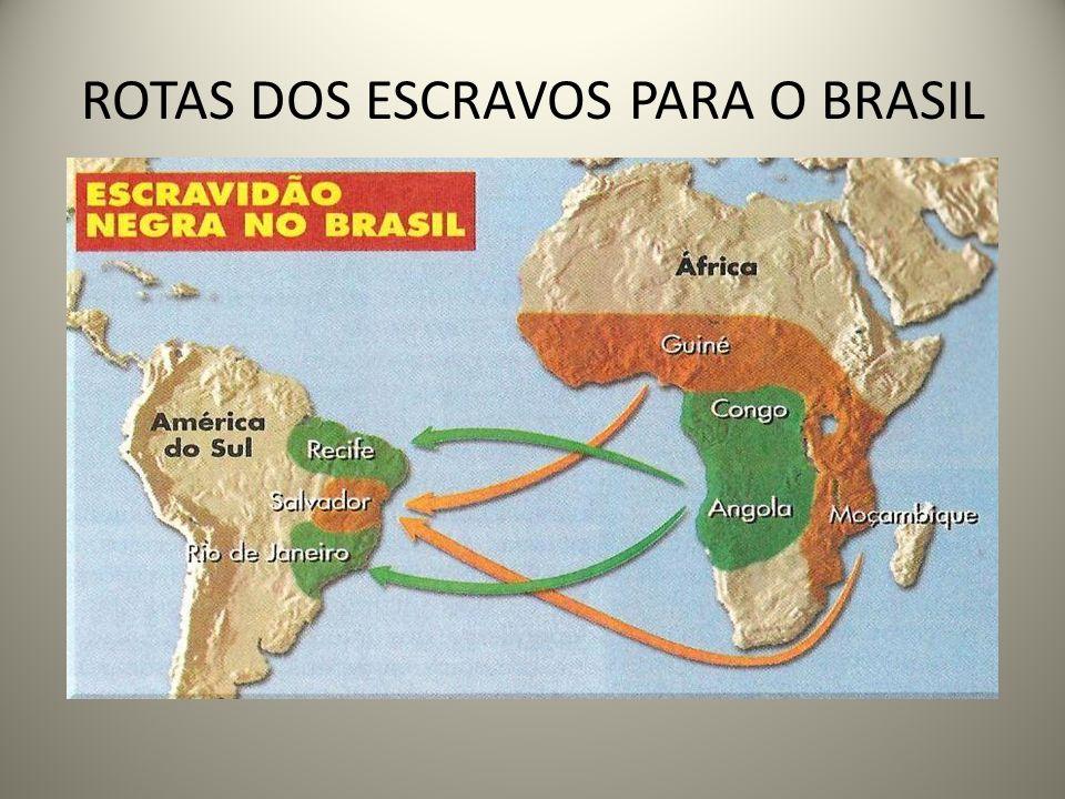 ROTA DOS ESCRAVOS - A ALMA DA RESISTÊNCIA