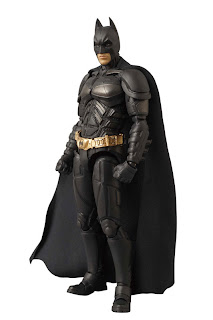 "Medicom Mafex 6"" Dark Knight Rises Batman Figure"