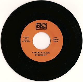 Bob Marley & The Wailers - I Know A Place