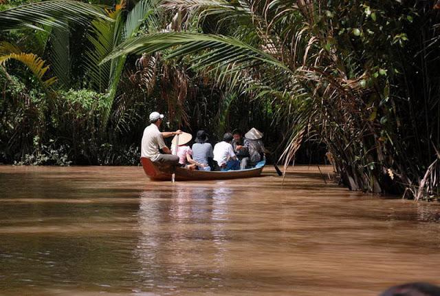 Province de Hau Giang, une beauté du delta du Mékong