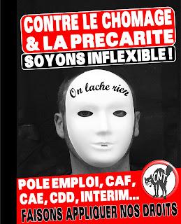Section chômage / précarité Chelles et Marne la Vallée