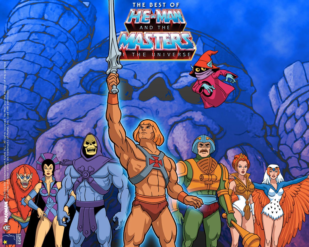 HE-MAN Y LOS AMOS DEL UNIVERSO - TEMPORADA 2 [65/65]