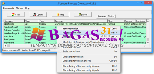 Spyware Process Detector 3.23.2 Full Patch 2