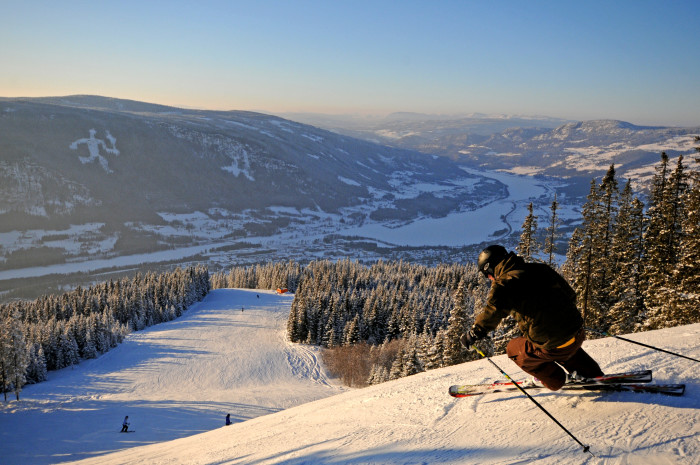 lillehammer cross country skiing