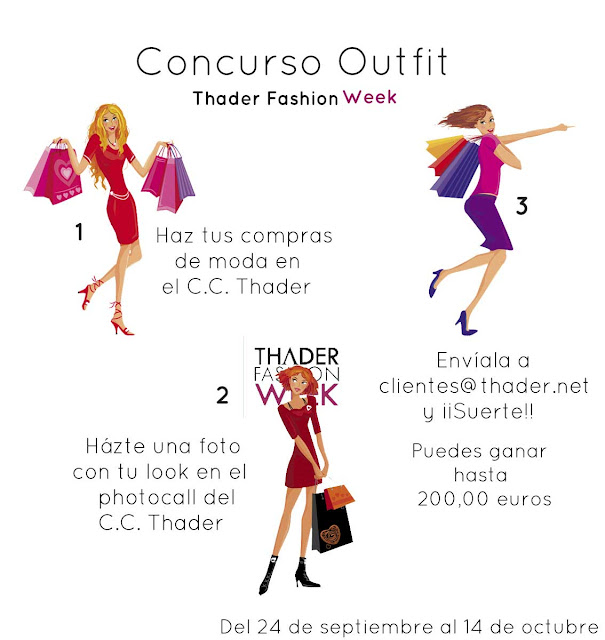Concurso Outfit Thader
