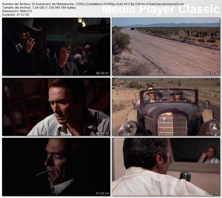 Secuencias de la película: El aventurero de medianoche | 1982 | Honkytonk Man