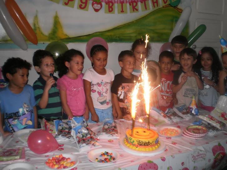 Cumpleaños de Elaine