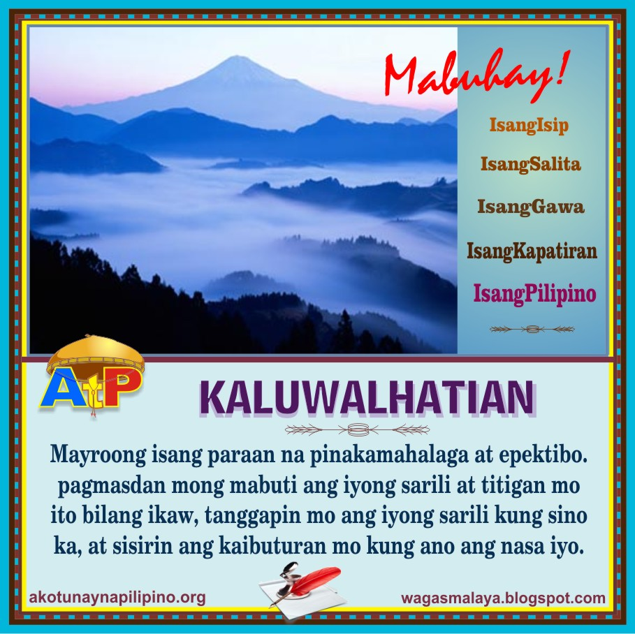 wika at kalikasan drama tagalog Trivia tungkolsa kalikasan at wika essays and research papers ----- ----- reviewer in filipino ang wika ay isang bahagi ng pakikipagtalastasan kalipunan ito ng.